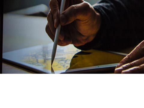 אפל עט/ צילום: מהוידאו