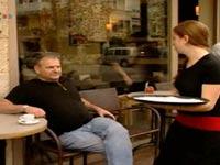 מלצרים, קפה הלל, באר שבע / צילום: הכל כלול, ערוץ 10