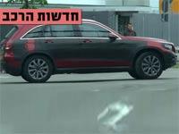 חדשות הרכב, מרצדס גי אל סי/ צילום: מתוך הוידאו