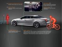 """בייק סנסור, מערכת לזיהוי רוכבי אופניים ברכבים, צילום/ צילום: יח""""צ"""