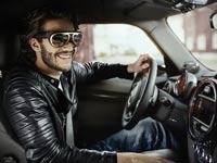 """משקפי מציאות מרובדת מיני BMW / צילום: יח""""צ"""