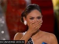 מיס יוניברס , פיליפינים 2015/ צילום: מתוך הוידאו
