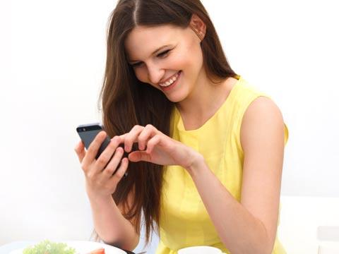 סלולאר, טלפון נייד, אפליקציה / צילום: שאטרסטוק