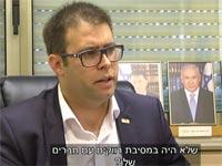 אורן חזן, מתוך ראיון עם גיל ריבה/ צילום: ערוץ 10