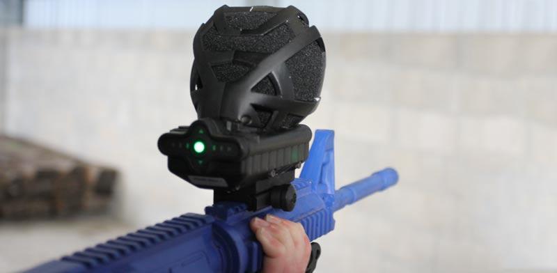 """מערכת לזיהוי מקורות ירי METRAVIB PEARL תערוכת ISDEF 2015 / צילום: יח""""צ"""