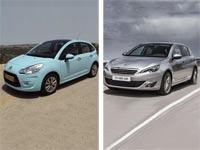 רכב, פג'ו וסיטרואן בהורדת מחירים / צילום: יחצ