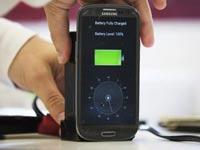 סטארט אפ StoreDot  הטענתה מהירה של סוללת הסמארטפון CES / צילום: ידאו