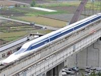 הרכבת המהירה בעולם, יפן/ צילום: מתוך הוידאו