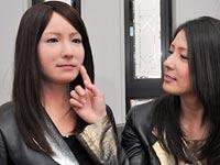 מלון עם אנשי שירות רובוטיים, יפן / צילום: וידאו