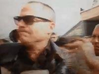 רועי שרון מותקף/ צילום: מהוידאו
