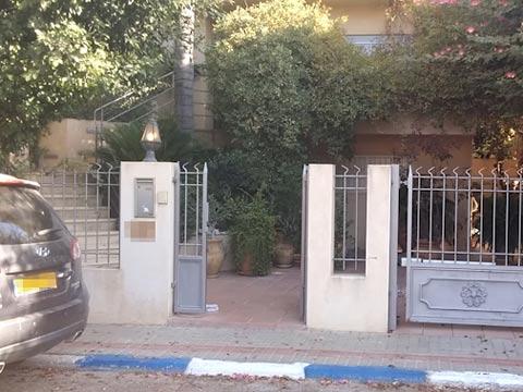 הבית של איילת שקד, רחוב עטרות, רמת החייל, הבית היהודי / צילום: מהוידאו