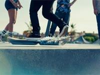 """סקייטבורד ד מרחף, Hoverboard, לקסוס / צילום: יח""""צ"""