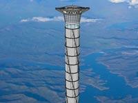 מגדל לחלל / צילום: מהוידאו