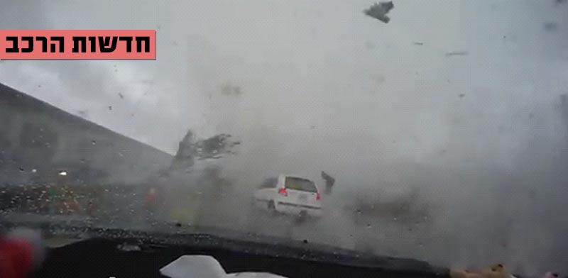 חדשות הרכב, טמבון, מכונית עפה / צילום: מהוידאו