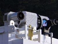 לייזר שמחורר ספינות ADAM  לוקהיד מרטין / צילום: וידאו