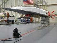 כלי טיס שיגיע לפי 5 ממהירות הקול  X-51 Waverider / צילום: הפנטגון