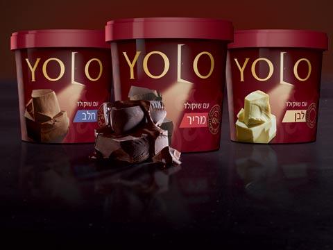 """מעדן חלב יולו תנובה, YOLO / צילום: יח""""צ"""