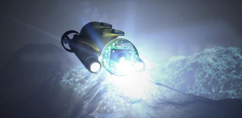 """תחרות לחקר המצולות, תחתית האוקיינוסים Shell Ocean Discovery XPrize / צילום: יח""""צ"""