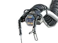 """רובוט נחש מנתח/ צילום: יח""""צ"""