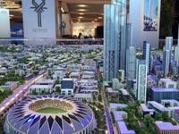 """עיר חדשה במצרים, Capital Cairo, נדל""""ן, מיזם, תשתיות / צילום: וידאו"""
