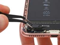 אייפון 7 פלוס מפורק, סמארטפון, אפל i Fixit / צילום: וידאו