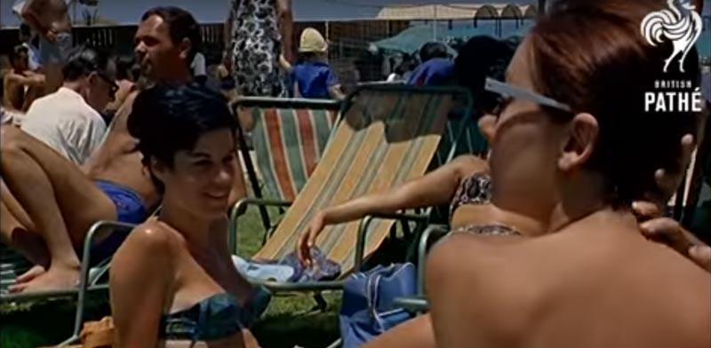 סרטון ישראל 1966 / צילום: מהוידאו