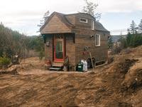 """בית זעיר קנדה, מגורים, Esk'et Sqlelten / צילום: יח""""צ"""