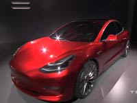 טסלה מודל S, השקה, אלון מאסק, מכונית חשמלית / צילום: רויטרס