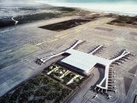 """נמל התעופה החדש באיסטנבול / צילום: יח""""צ"""