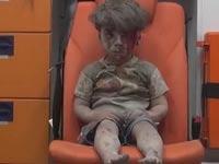 ילד סוריה/ צילום: מהוידאו