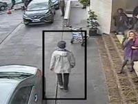 המחבל הנמלט מבריסל / צילום: מהוידאו