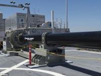 """תותח מסילה, נשק מתקדם, הצי האמריקאי, צבא ארה""""ב / צילום: US navy"""