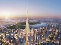 """המגדל הגבוה ביותר בדובאי Dubai Creek Harbour, Emmar / צילום: יח""""צ Emmar"""