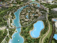 "פארק שעשועים ענקי בדובאי Dubai Parks & Resorts / צילום: יח""צ"