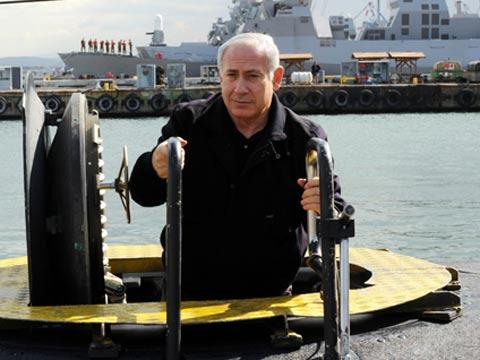בנימין נתניהו, ראש הממשלה, פרשת הצוללות / צילום: וידאו