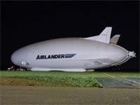 """כלי התעופה הגדול ביותר בעולם, צבא ארה""""ב, Hybrid Air Vehicles / צילום: וידאו"""