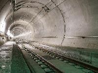המנהרה הארוכה בעולם/ צילום: מהוידאו