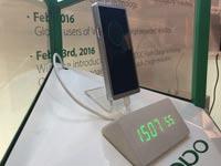 סמארטפון שנטען ב 15 דקות, Oppo, Super VOOC Flash Charge, תערוכת המובייל בברצלונה / צילום: וידאו