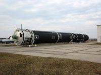טיל גרעיני, רוסיה, RS-28 , נשק, צבא / צילום: וידאו