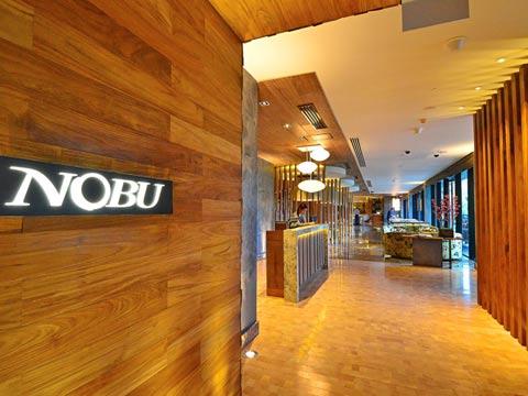 מלון היוקרה הגרוע ביותר בעולם לשנת 2015 Nobu, פיליפינים, רוברט דה נירו / צילום: וידאו
