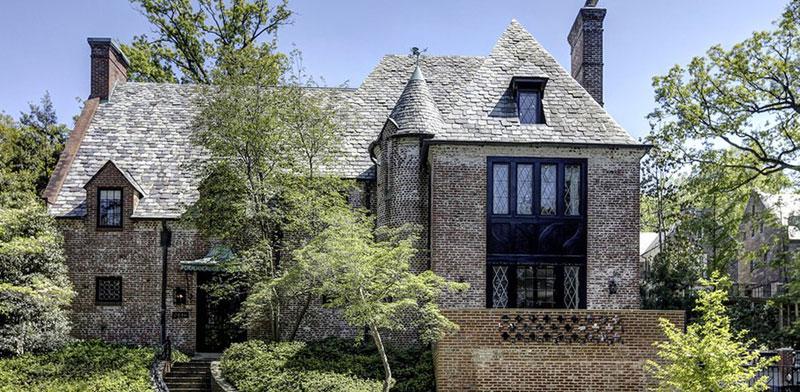 """ברק אובמה, בית להשכרה בוושינגטון, נדל""""ן ארה""""ב / צילום: וידאו"""