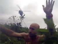 קרטל סמים קולומביה, אדגר גוטיירז ארנס, קומנדו / צילום: וידאו