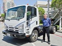 חברת Wrightspeed, משאיות זבל היבדריות, טסלה / צילום: וידאו
