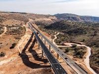 כביש 65 עמיעד צלמון/ צילום: משרד התחבורה