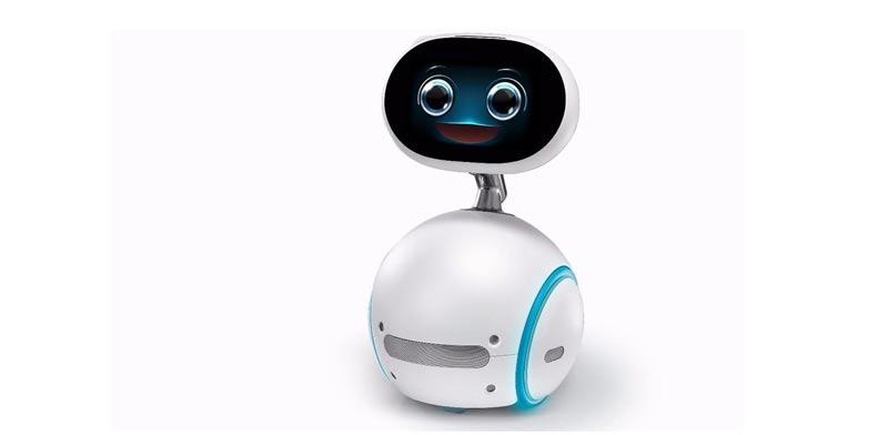 """רובוט ביתי של אסוס, Zenbot / צילום: יח""""צ"""