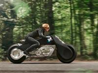 """אופנוע קונספט ב.מ.וו bmw-motorrad-vision-next / צילום: יח""""צ"""