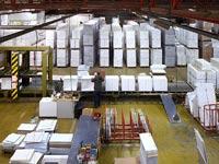 מפעל רהיטים לגלובל כרמיאל / צילום: איאן רובין