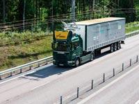"""אוטוסטרדה חשמלית למשאיות שוודיה, סימנס  eHighway  / צילום: יח""""צ"""