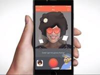 מוג'יס - אפליקציה ליצירת אימוג'ים / צילום: מתוך הוידאו