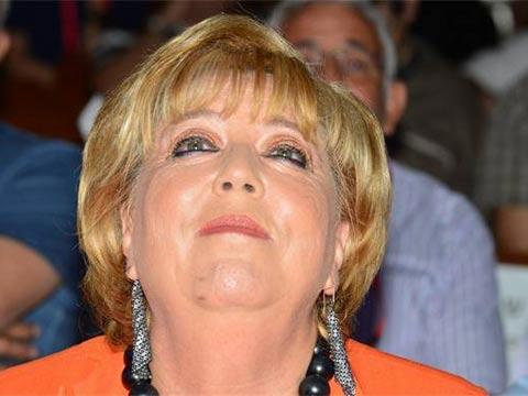 מירים פייברג ראשת עיריית נתניה/ צילום: תמר מצפי
